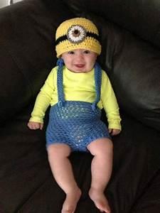 Minion Kostüm Baby : baby minion costumes babycare mag ~ Frokenaadalensverden.com Haus und Dekorationen