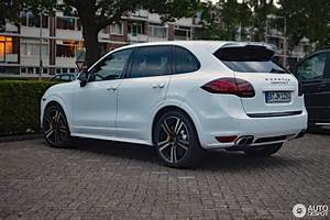 2017 Porsche Cayenne Turbo S : porsche 958 cayenne turbo s 5 june 2017 autogespot ~ Maxctalentgroup.com Avis de Voitures