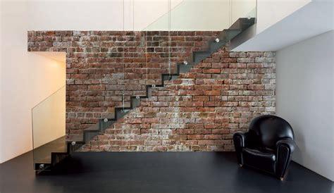 exposed brick veneer astounding fake exposed brick wall design