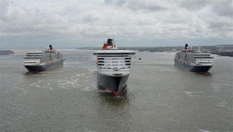 Carnival Orders New Cruise Ship For Cunard Line