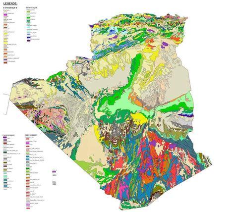 Carte Geographique Villes Algerie by Alg 233 Rie Carte Touristique Voyages Cartes