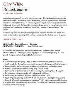 Cv In Tabular Form 9 Network Engineer Resume Templates Free Samples