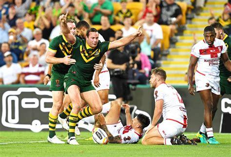 Austrālijas izlase triumfē Pasaules kausā regbijā-13 - Regbijs - Sportacentrs.com