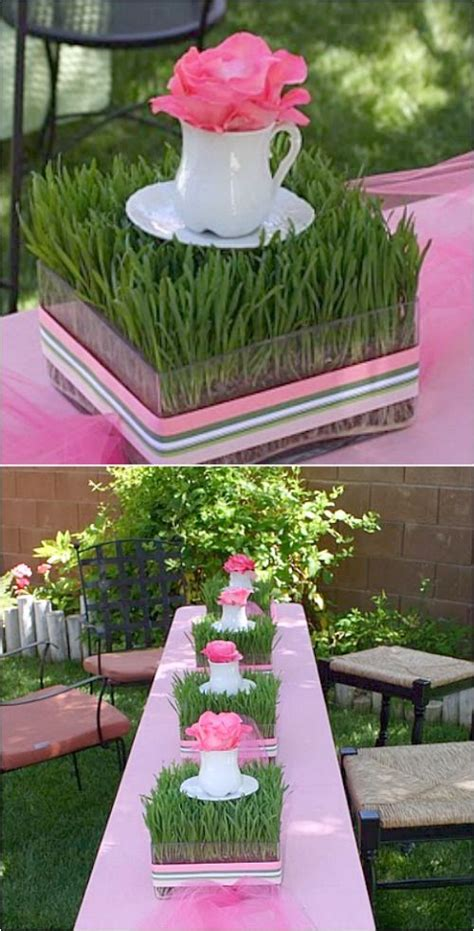 table centerpieces using photos 17 best images about easter table decoration ideas on