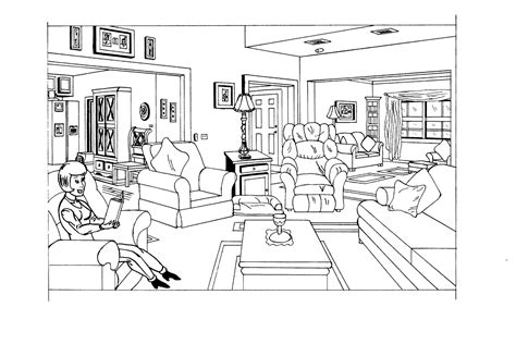 coloriage chambre 38 dessins de coloriage chambre à imprimer sur laguerche