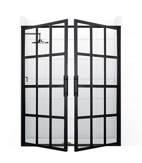 sliding shower doors gridscape series coastal shower doors