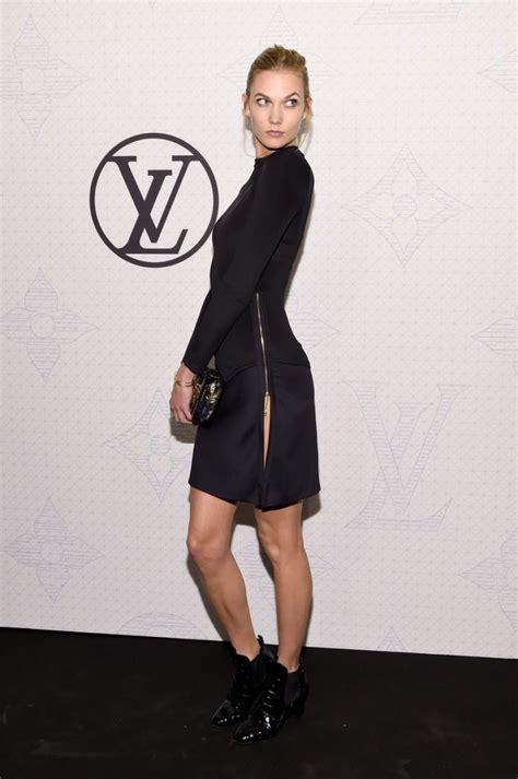 Karlie Kloss Louis Vuitton Monogram Celebration Celebzz