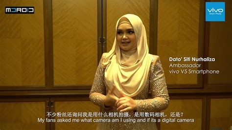mdroid exclusive interview with dato siti nurhaliza on