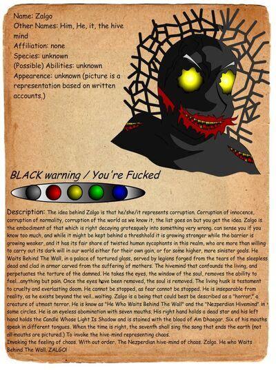 creepypasta profiles monsterspedia wiki fandom powered