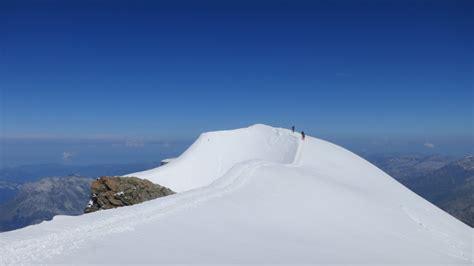 le mont blanc ascension de la voie normale depuis le refuge du go 251 ter