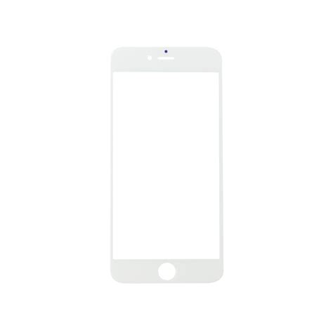 iphone   whitesilver display assembly  front