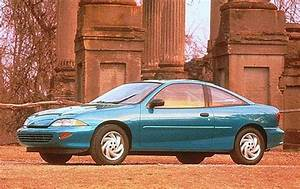 Used 1998 Chevrolet Cavalier Coupe Pricing