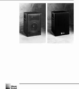 Meyer Sound Car Speaker Upl