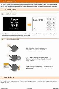 Traka Kc10156 Electronic Key Management System User Manual