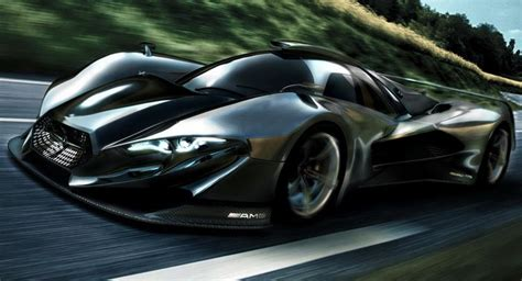 Was a supercar but also a grand tourer! Mercedes Close To Greenlighting New Mid-Engined Supercar