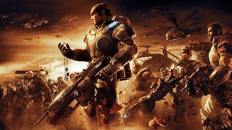 gears  war   development collider