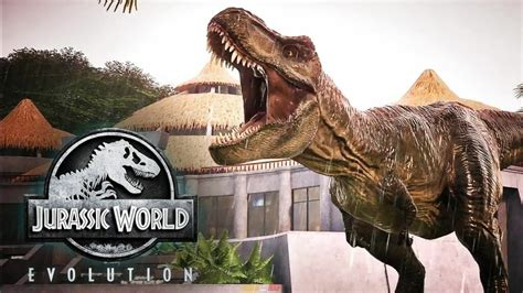 Jurassic World Evolution Complete Edition Announced For