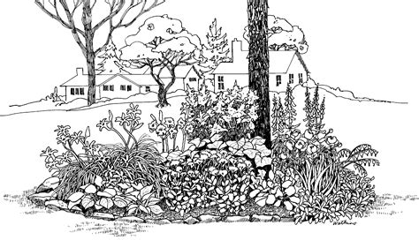 gardening clipart black and white black and white garden clipart clipground