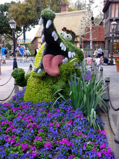 epcot flower and garden festival epcot flower and garden festival 2016 in photos funandfork