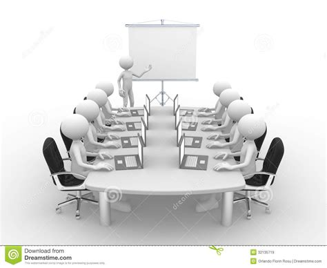 Meeting Royalty Free Stock Images - Image: 32135719