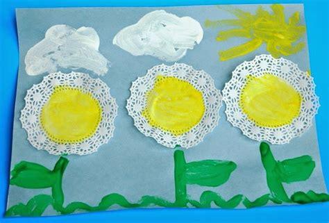 flower crafts for preschoolers find craft ideas 604 | spring flower crafts for preschoolers