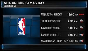 The NBA on Christmas Day: Talking with Anna Chlumsky « NBA ...