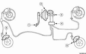 Rear Brake Lines Diagram Ford Expedition 98