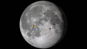 Moon Landing Satellite (page 2) - Pics about space