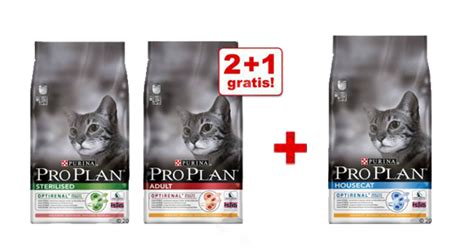 gratis purina pro plan katzen trockenfutter