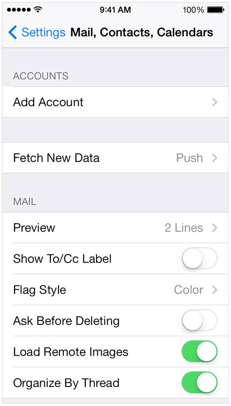 how to add email account on iphone add an email account on your iphone or ipod touch