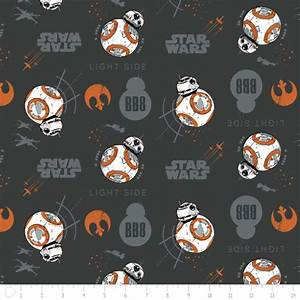 Stoff Star Wars : star wars bb 8 stoff quilt shop ruth baudisch ~ Watch28wear.com Haus und Dekorationen