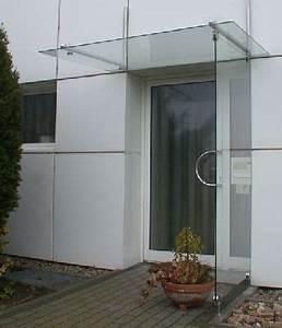 Kleine Tür Eingang : vordach und seitlicher regenschutz aus sicherheits glas und edelstahl haust r pinterest ~ Markanthonyermac.com Haus und Dekorationen