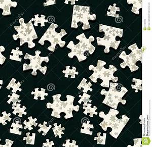Jigsaw Wallpaper Royalty Free Stock Photo - Image: 34484955