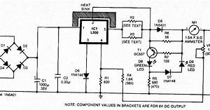 Various Diagram  6v 12v Constant Current Battery Charger Circuit Pcb Layout Added