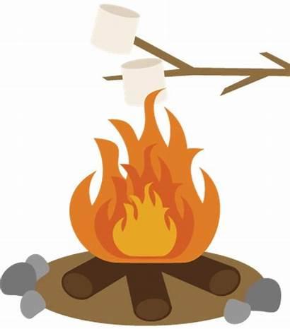 Clipart Smores Campfire Bonfire Mores Vector Smore