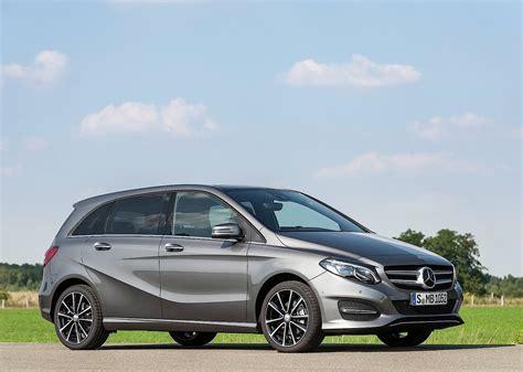 Mercedes Benz B Class W246 Specs And Photos 2014 2015