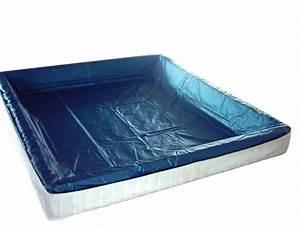 Wasserbetten Online Kaufen : wasserbett sicherheitswannen f r softside und hardside wasserbetten ~ Indierocktalk.com Haus und Dekorationen