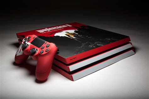 ps4 console colors colorware on quot check out the custom wolfenstein