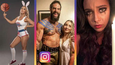 revealing aew instagram posts   week nov