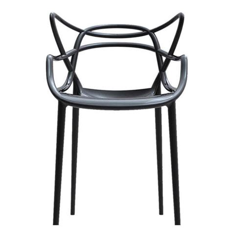 chaise stark philippe starck masters chair for kartell