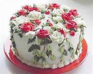 Valentines Day Cake Decorating Ideas - family holiday net