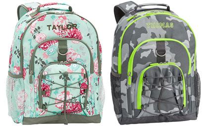 pottery barn teen backpacks pottery barn teen backpacks 25 orig 50 free shipping