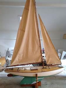 Vintage 36 U0026quot  Pond Yacht