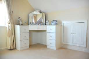 Makeup Vanities For Bedrooms by Non Gloss Fitted Wooden Wardrobes In Kent