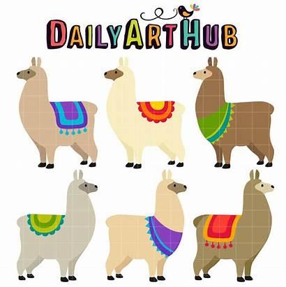 Clip Clipart Alpaca Alpacas Peruvian Webstockreview Hub