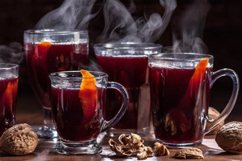 mulled wine easy mulled wine recipe chowhound