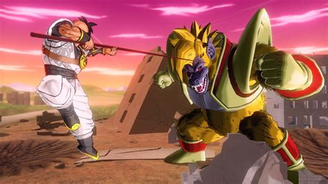 dragon ball xenoverse great ape baby gt trunks kid