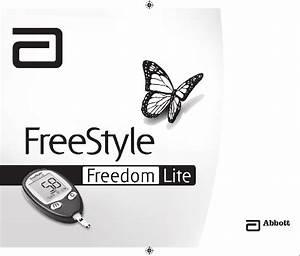 Abbott Freestyle Freedom Lite Blood Glucose Meter Owner U0026 39 S