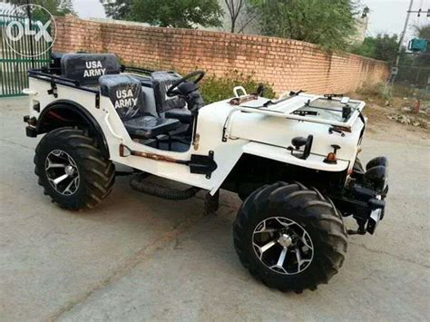 jeep punjabi modified punjab mitula cars