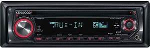 Car Cd Player With Aux Connection Brand New